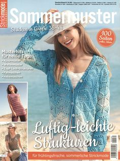 Knitting Patterns Free, Free Knitting, Knitting Books, Knitting Magazine, Knit Crochet, Cover Up, Pullover, Sweaters, Tops