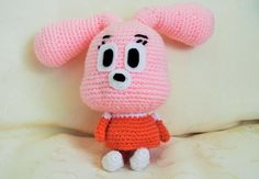 anais crocheted doll inspired amigurumi anais by samanthasfriends