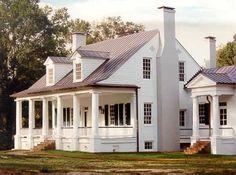Restored plantation