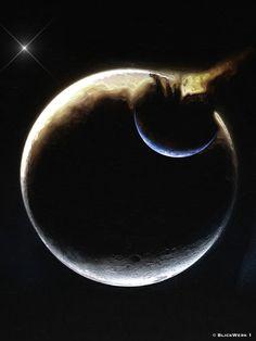 Planeten Crash