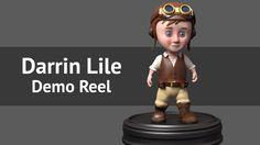 Darrin Lile Demo Reel