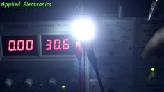 Finally it's working. The hack is done.  CFL  LED Power consumption 30w  1w Light efficincy not that bad. I would say 6 out of 10 .  #electronics #electricity #technology #volt #power #engineering #hitech #test #heat #arc #spark #light #led #flash #battery #lamp #lithium #circuit #experiement #instagram #canon #dslr #fun #learn #hack #lab #arduino #nofilter #picture #video by applied_electronics