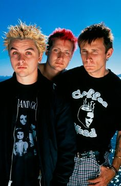 More old school Green Day :')
