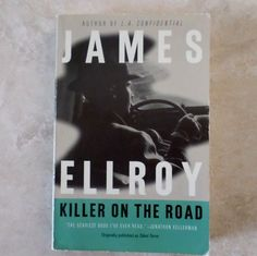 Killer on the Road by James Ellroy Pulp Noir Crime Fiction Trade Paperback