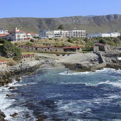 Old Harbour, Hermanus Setting for Touched to the heart