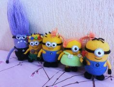 by KnittedToyStory on Etsy