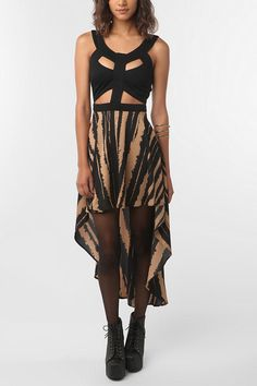 I am going to own this dress soon.