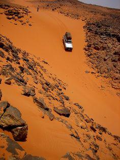 Wadi Hamra, Western Desert, Egypt