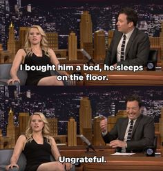 All cat owners will understand this struggle. | Kate McKinnon Talking About Her Cat Will Make You Believe In Love