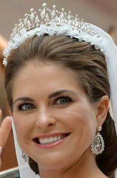 Princess Madeline of Sweden