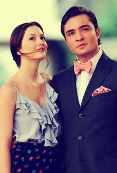 Chuck and Blair foreverrrr.