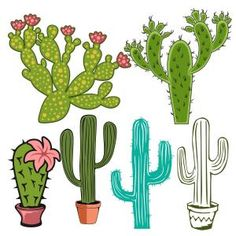Blooming Southwest Cactus Cuttable Design Cut File. Vector, Clipart, Digital Scrapbooking Download, Available in JPEG, PDF, EPS, DXF and SVG. Works with Cricut, Design Space, Sure Cuts A Lot, Make the Cut!, Inkscape, CorelDraw, Adobe Illustrator, Silhouette Cameo, Brother ScanNCut and other compatible software.