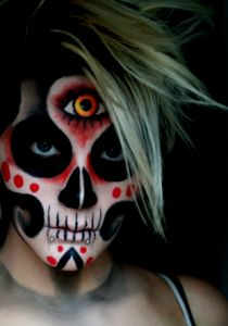 witch doctor makeup - Google Search
