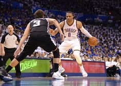 140528015143 russell westbrook golliver single image cut you tub Russell Westbrook dominates Spurs as Thunder coast in Game 4   Read More:
