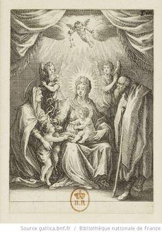 [Les hommages du petit saint Jean] : [estampe] ([2e état]) / [Jacques Callot] - 1