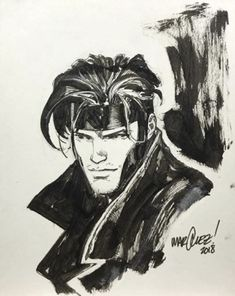 Gambit vol.7 | ВКонтакте Rogue Gambit, Rogues, X Men, Anime, Movie Posters, Art, Art Background, Film Poster, Kunst