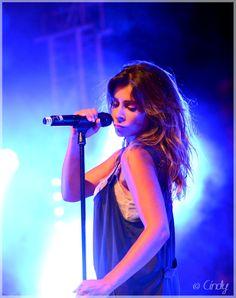 Julie Zenatti au Festival Hisse et Oh - Port Vendres - 21 Aout 2014