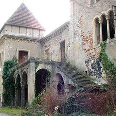 Opeka Manor (Bombelles Manor), Vinica, Varaždin County, Croatia.