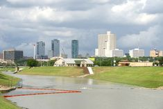 Photo about Skyline of Downtown Fort Worth Texas taken from Trinity River. Image of fort, river, panoramic - 2368347 Fort Worth Downtown, Fort Worth Texas, Trinity River, Architecture Design, Scenery, Skyline, City, Pictures, Image