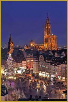Strasbourg - Noel en Alsace
