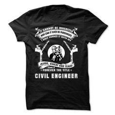 Civil Engineer T Shirts, Hoodies. Get it here ==► https://www.sunfrog.com/Faith/Civil-Engineer-Limited-Edition-Tee.html?57074 $23.5