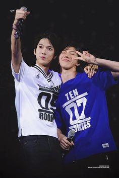 Cre: on pic Nct 127, Winwin, Taeyong, Jaehyun, Yuta, Ten Chittaphon, Nct Doyoung, Wattpad, Sm Rookies