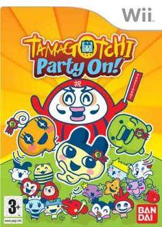 TAMAGOTCHI PARTY ON! para #WII  6.95€