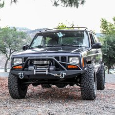 You asked and we delivered! After many years of requests and input from our loyal customers we now have one of the most well designed, easy to install winch mount bumpers on the market for your 84-2001 Jeep Cherokee XJ!