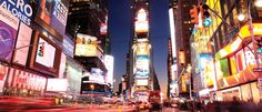 Broadway Welcomes Super Bowl XLVIII to Times Square