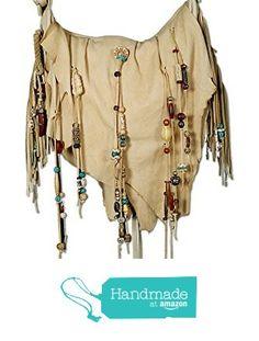 Handmade Genuine Deer Skin Leather South Western Style Deerskin Zipper Purse…