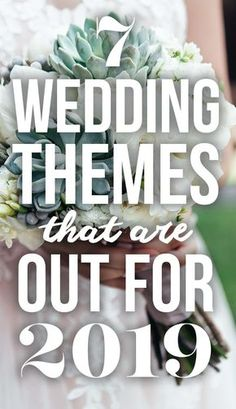 The last thing you want is to pick an outdated theme for your big day. According to experts, you can skip these 7 that are out for next year! Wedding Show, Wedding Dj, Wedding Advice, Wedding Planning Tips, Plan Your Wedding, Wedding Events, Wedding Hacks, Fall Wedding, Small Wedding Receptions