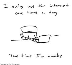 My use of the Internet...
