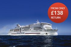 Long weekend in France from £138 return  Sail from Plymouth this spring or early summer and enjoy a long weekend away from just £138 return for a car plus 2 passengers - the equivalent of £69 per person.
