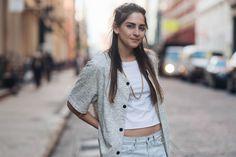 Street Style in New York: 9 look per la primavera - Grazia.it