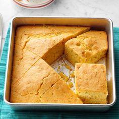 Easy Cornbread Recipe, Homemade Cornbread, Cornbread Muffins, Appalachian Recipes, Great Recipes, Favorite Recipes, Special Recipes, Still Tasty, How To Stack Cakes