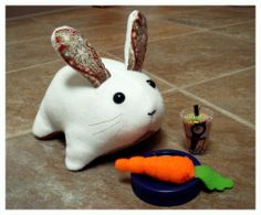 Spoiled Rabbit by Meowchee.deviantart.com