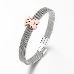 The hottest flower design fashionable bangle bracelet