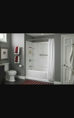 tub and shower surrounds one piece. Tub or Shower Surround Replace master bathroom with tub surround  Paint main to this color and decor Aquarius Units One Piece Why We