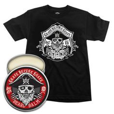 Image of Bay Rum Shirt and Balm Combo