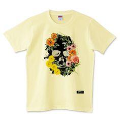 skull   デザインTシャツ通販 T-SHIRTS TRINITY(Tシャツトリニティ)