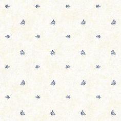 York Wallcovering Blue Book Pottery Geometric Spot Wallpaper CN1209! #Wallpapernation #Wallpaper #Traditional