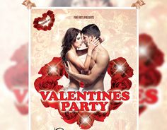 "Check out my @Behance project: ""Valentines Party Flyer"" https://www.behance.net/gallery/13964487/Valentines-Party-Flyer"
