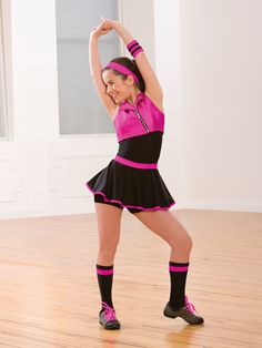 All Girls Allowed - Style 0522 | Revolution Dancewear Hip Hop Dance Recital Costume
