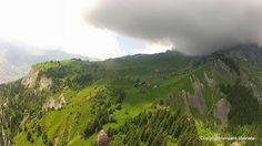 #parapente #libériste #passy Mountains, Water, Outdoor, Travel, Image, Water Water, Outdoors, Aqua, Viajes