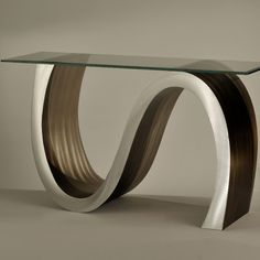 Modern Office Console Table - Sometimes all you could need is a table to finish area or a room. When it's the corridor or the living room a table such as Plywood Furniture, Furniture Sale, Bathroom Furniture, Furniture Ideas, Furniture Design, Mirrored Furniture, Retro Furniture, Discount Furniture, Round Foyer Table