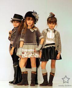 trendy children blog de moda infantil: FOQUE Y SUS PEQUEÑOS ARISTÓCRATAS