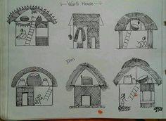 Warli Houses