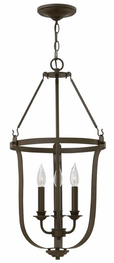 Hinkley Lighting carries many Textured Bronze Fenmore Interior Hanging light fixtures that can be used to enhance the appearance and lighting of any home.