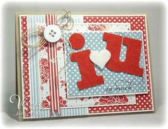 LOVE this card by Jackie Pedro!!