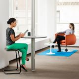 Knoll Open Plan Activity Spaces Hub